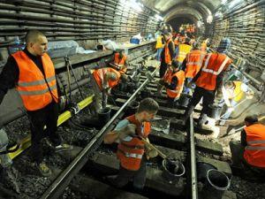 Центральный участок Калужско-Рижской линии закрыт из-за ремонта на день