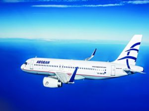 Aegean Airlines selects Rockwell Collins to provide data link connectivity for its fleet of aircraft