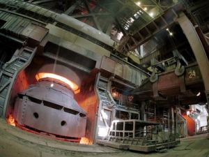 MMKI renews dust and gas cleaning equipment of Basic Oxygen Furnace No.2