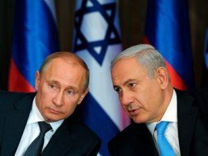 Владимир Путин провёл телефонные переговоры с Биньямином Нетаньяху