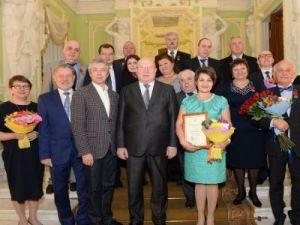Лучшие нижегородцы получили правительственные награды из рук главы региона