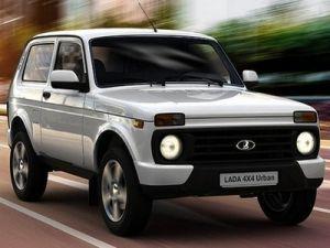 LADA 4x4 - лидер на российском рынке SUV с пробегом