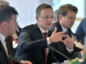 Hungary puts forward three concrete proposals for acceleration of EU enlargement process