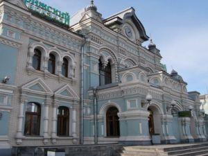 Поезд с выставками и лекторием заработает на Рижском вокзале