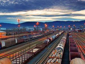 Объём международных перевозок по ДВЖД за 11 месяцев вырос на 10,5%