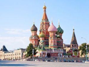Москва лидирует в рейтинге туристической привлекательности российских регионов
