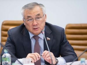 Сенатор Жамсуев прокомментировал референдум вКиргизии