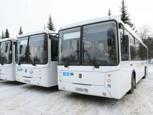 KAMAZ-LEASING Group have won the auction for delivery of large-capacity urban buses