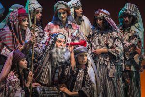 """""""Карамболь"""" покажет жителям Петербурга мюзикл """"Иосиф и его удивительный плащ снов"""""""