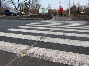 В Перми снизилось количество ДТП с пешеходами