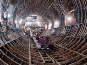 В 2017 году в Москве откроют 16 станций метро