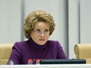Матвиенко: Сталинградская битва всегда будет символом несгибаемой воли