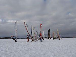 Чемпионат мира по зимним видам парусного спорта WISSA-2017 состоится в Тольятти