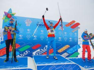 Биатлонисты и фристайлисты принесли сборной России новые медали Универсиады