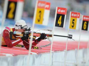 Василий Томшин занял четвёртое место в гонке преследования на первенстве Европы