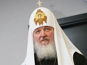 Патриарх Кирилл совершил Литургию в Храме Христа Спасителя