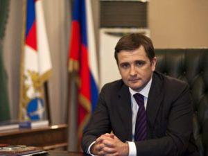 Заместитель Министра сельского хозяйства РФ провёл встречу с главой Хабаровского края