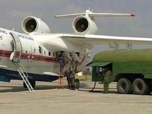 Авиация МЧС России защитила от огня два крупных города в Чили