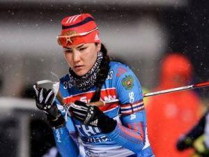 Татьяна Акимова выступит в индивидуальной гонке на ЧМ по биатлону