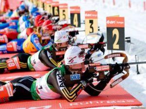 Шипулин, Гараничев, Логинов и Волков выступят в индивидуальной гонке на ЧМ в Хохфильцене