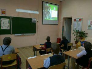 В экологическом уроке 18 февраля смогут принять участие школьники всей страны