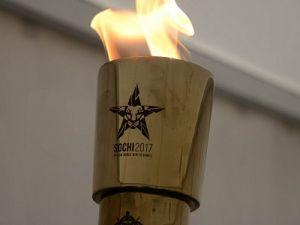В Сочи состоялась церемония открытия III зимних Всемирных военных игр