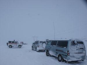 Сотрудники МЧС нашли человека в оренбургской степи