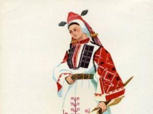 В Устюжне откроется выставка традиционной женской одежды предреволюционного времени