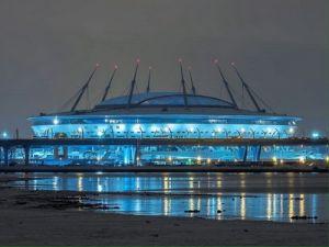 Петербург принял последний операционный визит FIFA перед Кубком Конфедераций