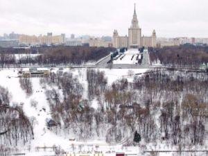 """Канатная дорога на Воробьёвых горах до """"Лужников"""" будет запущена в 2018 году"""