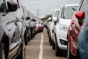Парк легковых авто в России на 60% состоит из иномарок