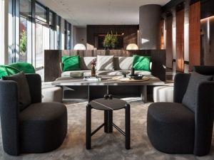 В Милане построили новый стильный отель