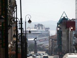 Южнокорейская сторона организует заход 12 круизных лайнеров во Владивосток в этом году