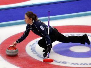 Команда Москвы по кёрлингу стала бронзовым призёром чемпионата России