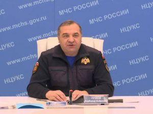 Глава МЧС провёл заседание, посвящённое паводковой ситуации в стране