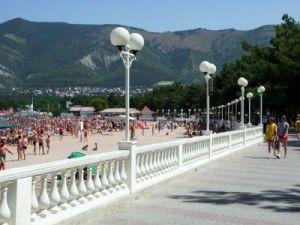 Новый курортный сезон откроется в Геленджике 3 июня