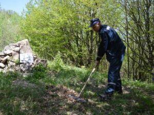Взрывоопасный предмет времён Великой Отечественной войны обезврежен в Керчи