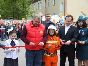 Министр Владимир Пучков открыл в Москве уникальный Музейно-просветительский центр