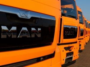 The market of trucks grew by 36% in April