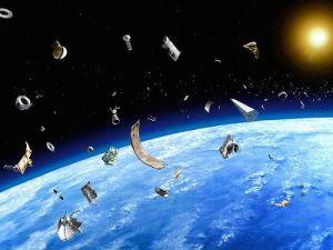 Новый вид космического мусора открыли российские учёные