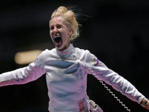 Столичная шпажистка стала чемпионкой Европы