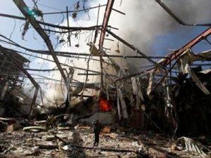 В ООН потрясены сообщениями о гибели мирных жителей в Йемене в результате воздушной бомбардировки