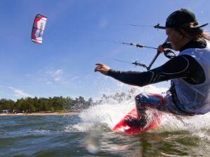 В Крыму состоялось открытие Международного фестиваля экстремальных видов спорта