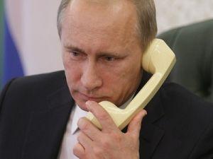 Владимир Путин провёл телефонные переговоры сМеркель, Макроном иПорошенко