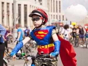 В Москве пройдёт осенний велопарад
