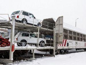 """""""Азия Авто"""" поставит в Китай 3 тысячи автомобилей LADA до конца года"""