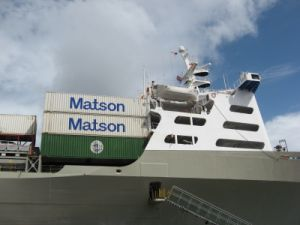 Matson will introduce a new extension of its SPX service to Tahiti