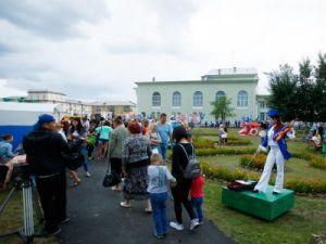 Обновлённый городской парк культуры открылся в Южноуральске