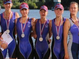 5 медалей на спартакиаде учащихся выиграли спортсмены из Подмосковья