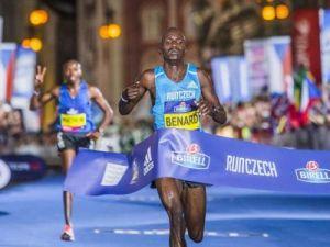 Jepkosgei smashes world 10km record in Prague